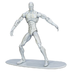 marvel universe silver surfer figure inches