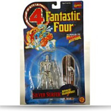 1994 Fantastic Four Series Silver