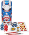 funko marvel iron movie patriot tin-tastic