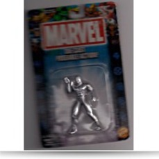 Diecast Poseable Action Figure