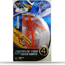 Fantastic 4 Action Figure Blast Off Human
