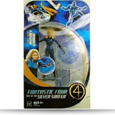 Fantastic 4 Action Figureure Force Field