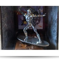 Fine Pewter Original Silver Surfer