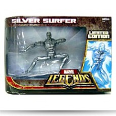 Legends Series 2 Silver Surfer Action