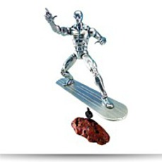 Legends Series V Silver Surfer Action