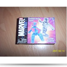 Marvel Mini Mates Series 7 Spider Man