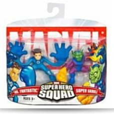 Marvel Super Hero Squad Mr Fantastic