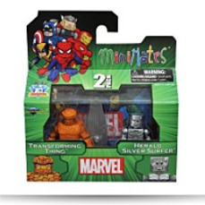 Minimates Transforming Thing And Herald
