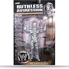 Rey Mysterio Silver Surfer Internet Exclusive