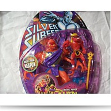 Silver Surfer Ivar And Ant Warrior