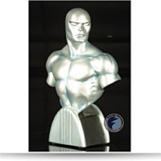 Silver Surfer Mini Bust