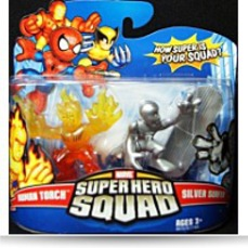 Superhero Squad Series 13 Mini 3 Inch