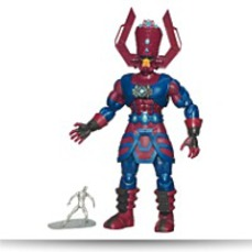 Universe Masterworks Galactus With Silver