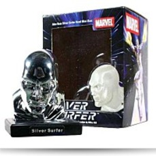 Universe Silver Surfer Bust By Alex Ross