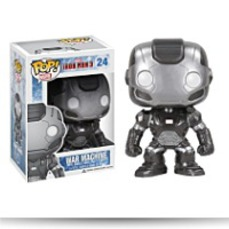 War Machine 4 Pop iron Man 3 Vinyl