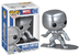 funko marvel bobble figure silver surfer