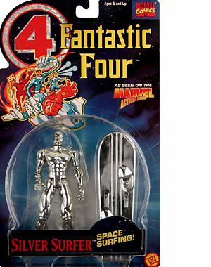 Fantastic Four - Silver Surfer