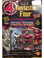 Fantastic Four Metal Mania